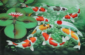 koi-fish-painting-wallpaper-4